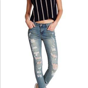 Mindcode distressed Jeans